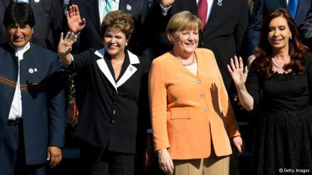 Dilma Merkel